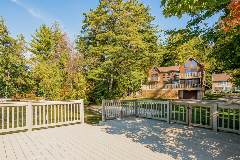 Lake Winnipsaukee Open Houses
