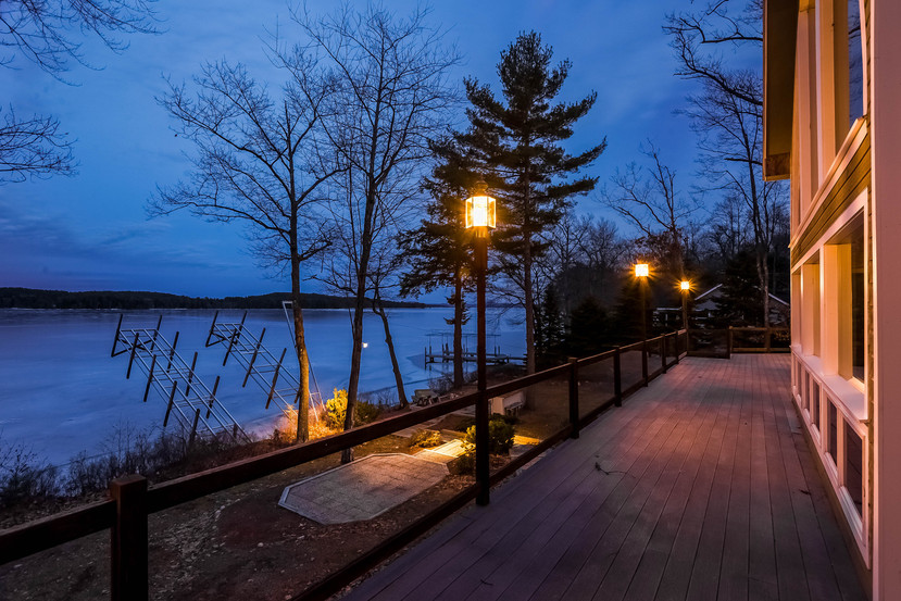 Waterfront House for Sale in Moultonborough NH