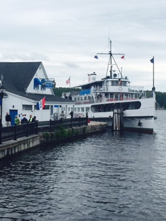 Mount Washington in Wolfeboro.