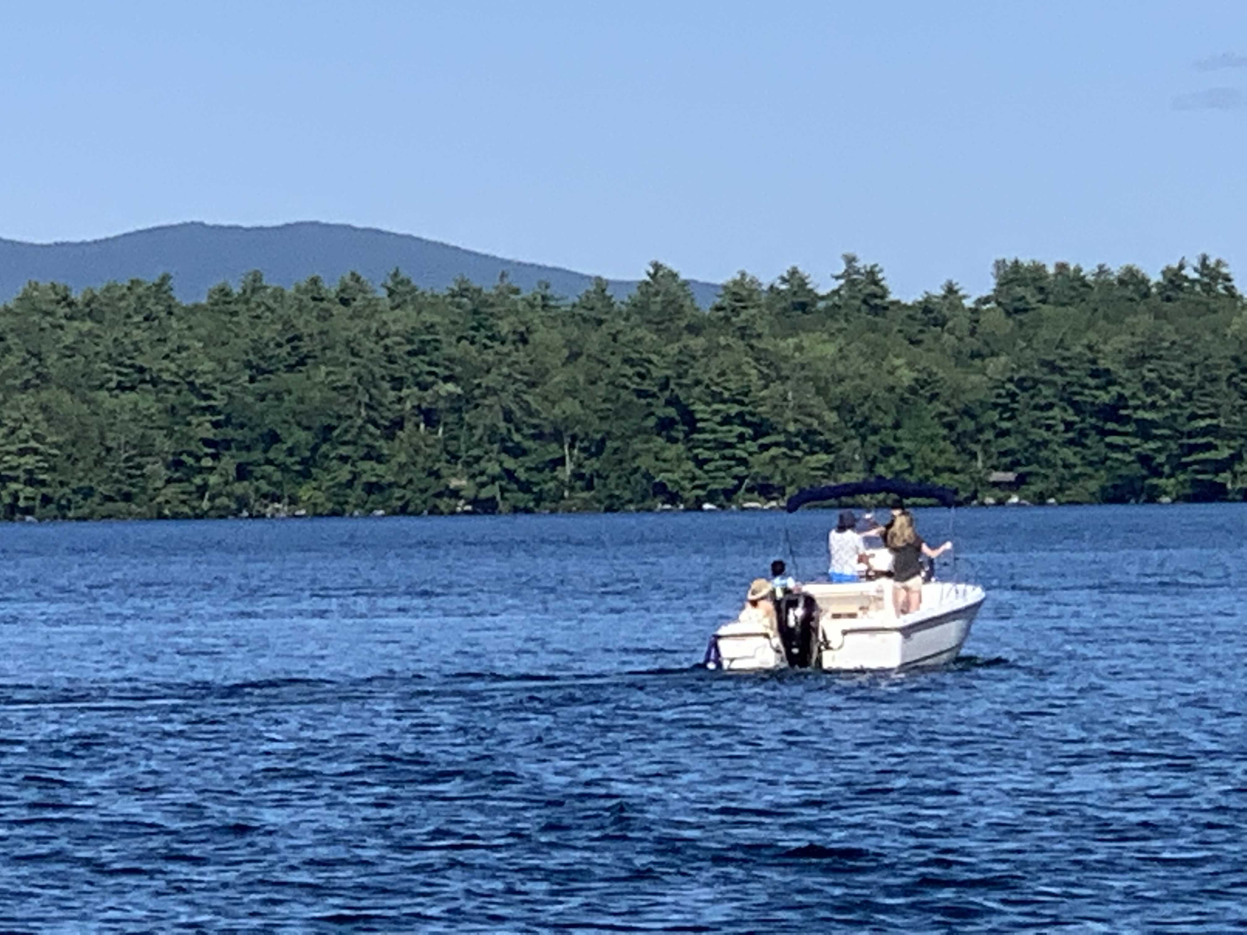 Canoeing by 144 Veasey Shore Road Meredith NH
