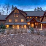 Lake Winnipesaukee Waterfront Home with 440 ft. on Lake Winnipesaukee.