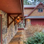 A gem by top Lake WInnipesaukee builders