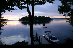 View of Treasure Island from 232 Sleepers Island