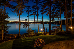 Sunset Skies, Quick Access to Many of the Best Amenities on Winnipesaukee, and Superior Construction!