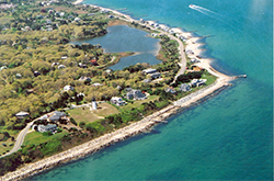 East Chop MA Coastline