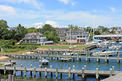 Edgartown Village Waterfront Homes