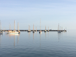 Vineyard Haven sailboats