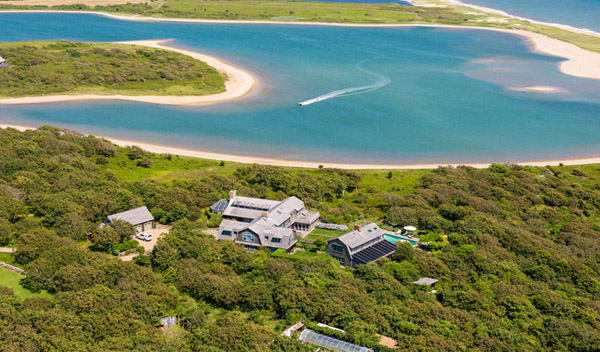 Oyster Pond Estate in Martha's Vineyard