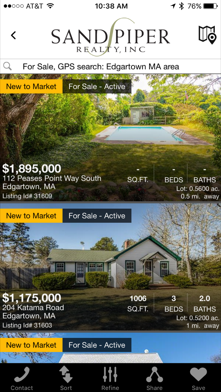 Sandpiper Mobile - View listings