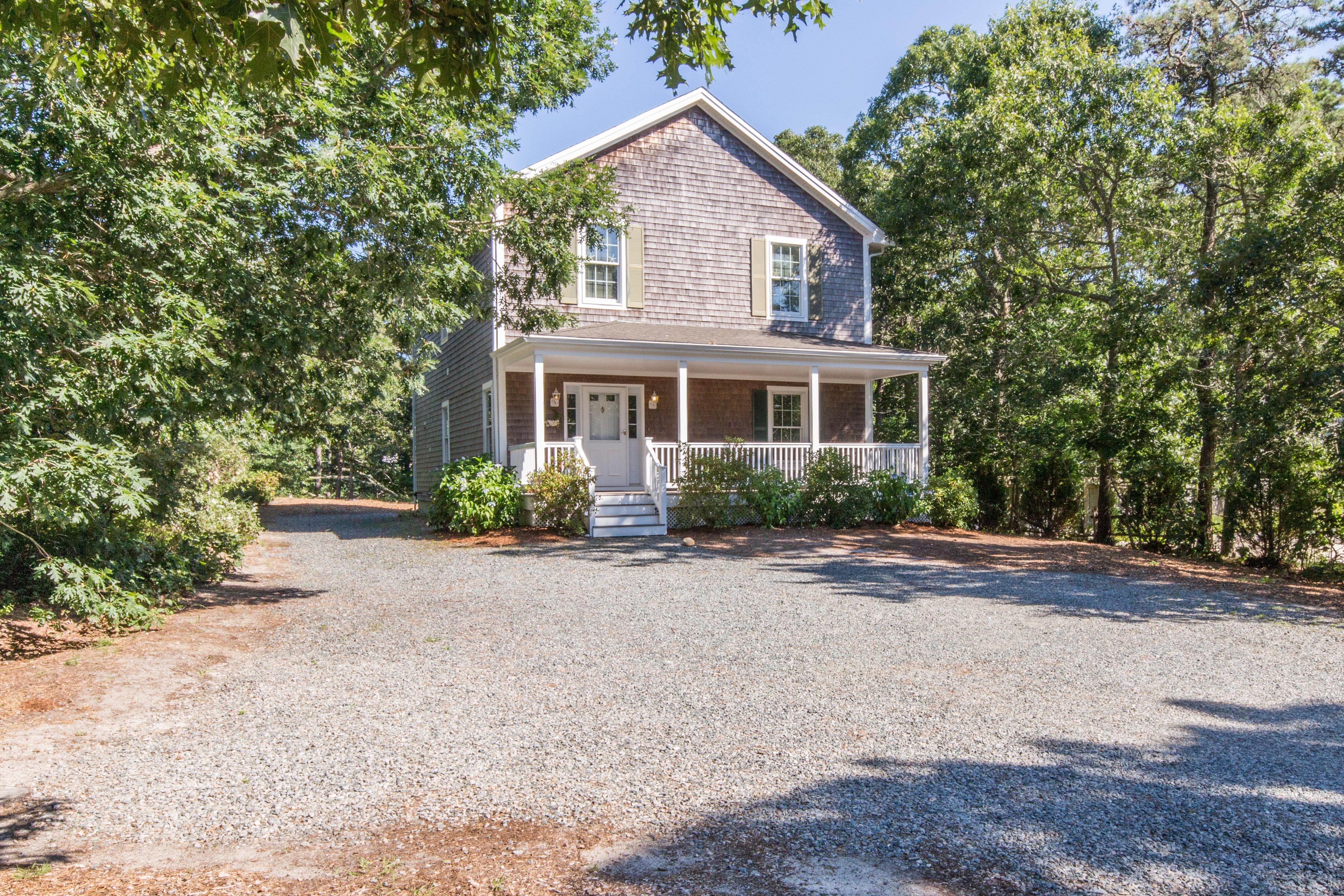 Sold Home in Martha's Vineyard