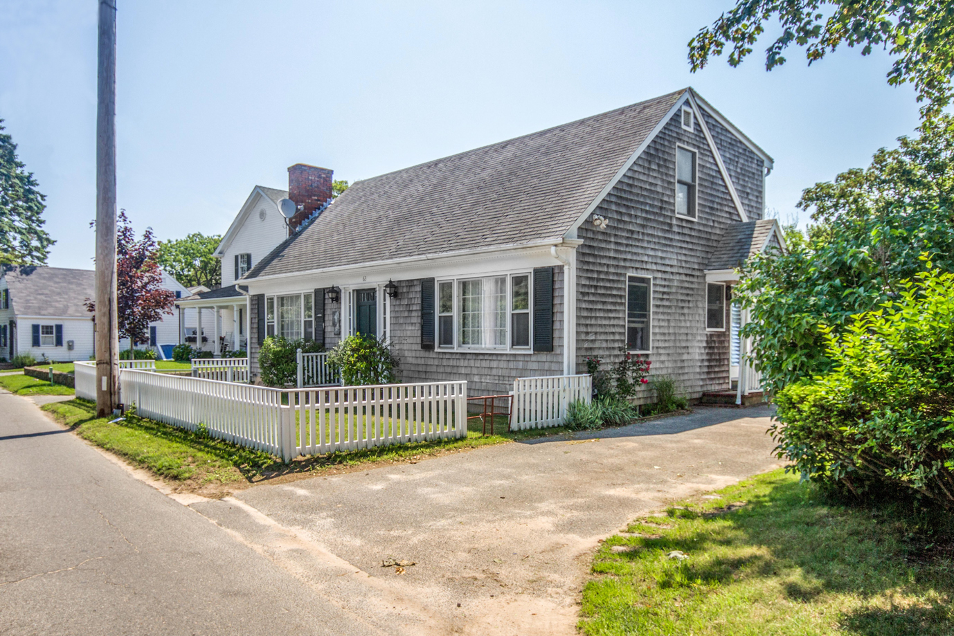 Sold Home in Martha's Vineyard