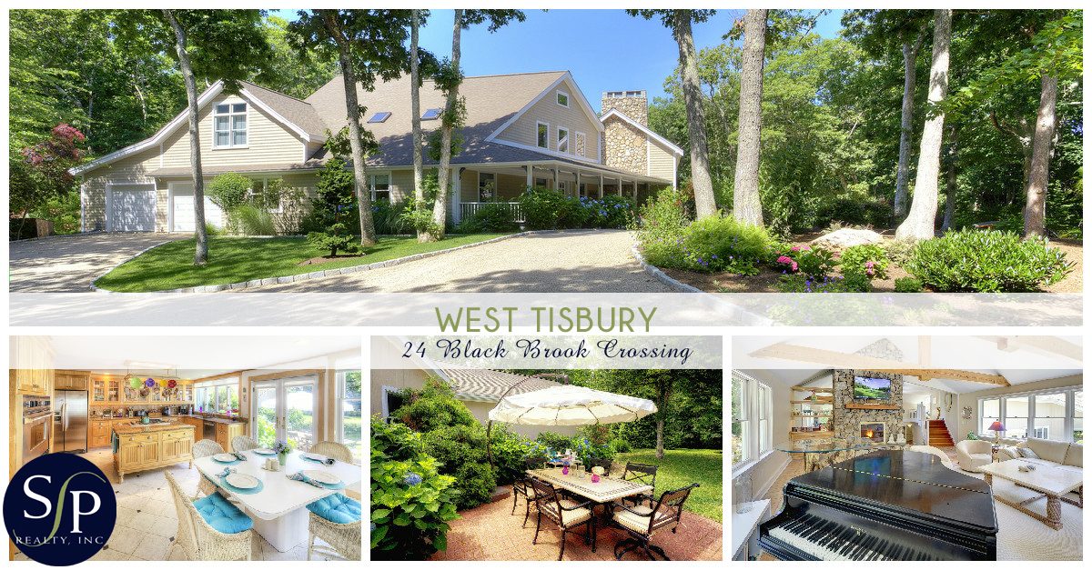 24 Black Brook Crossing in West Tisbury