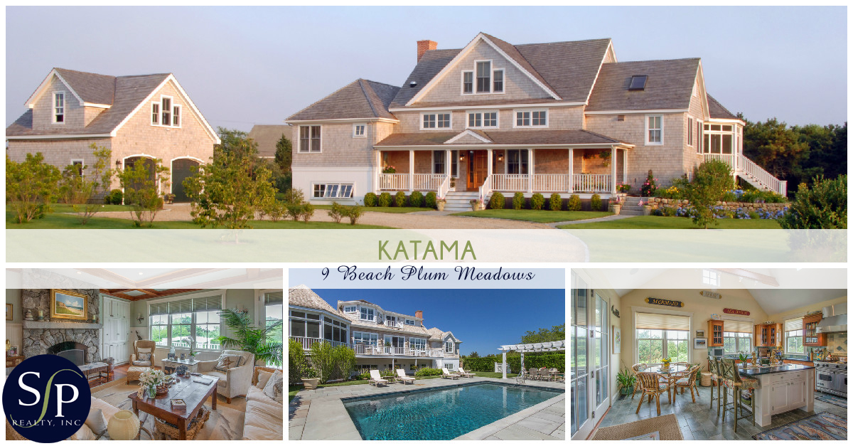 9 Beach Plum Meadows in Edgartown