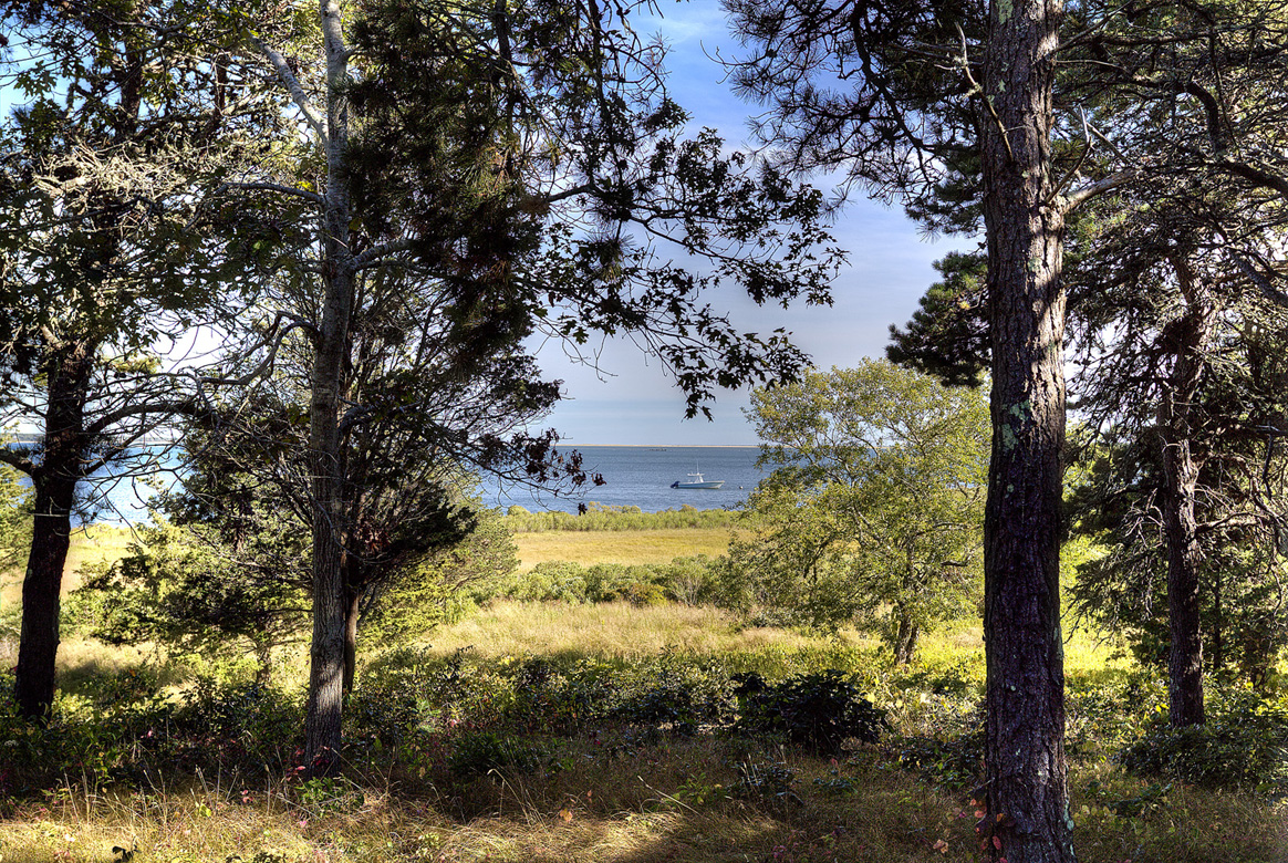 Edgartown Waterfront Land Lot for Sale