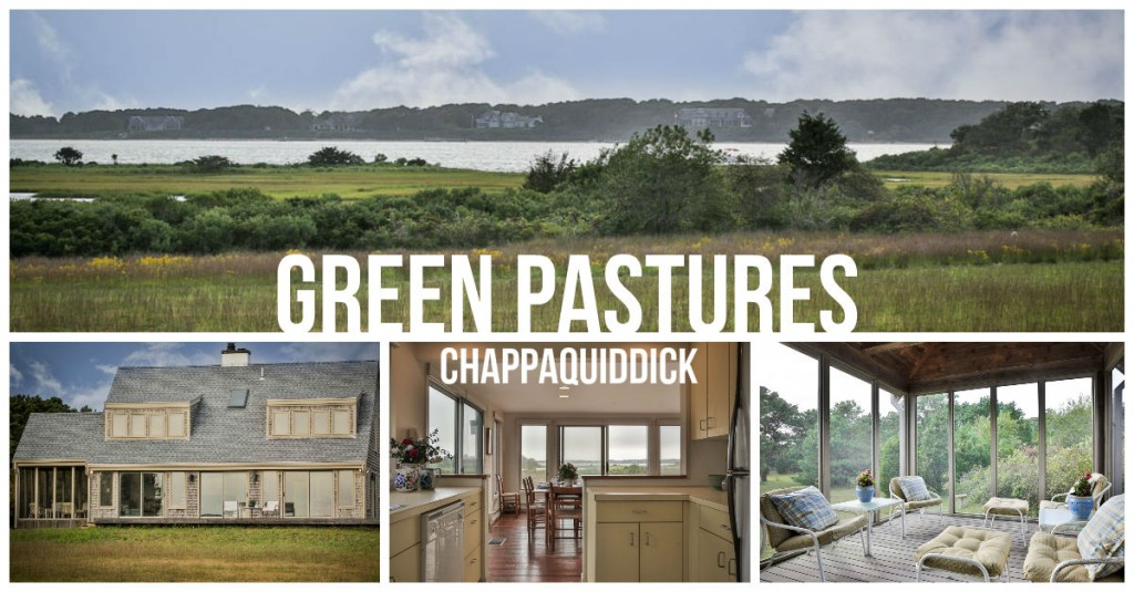 Chappaquiddick MA Homes for Sale