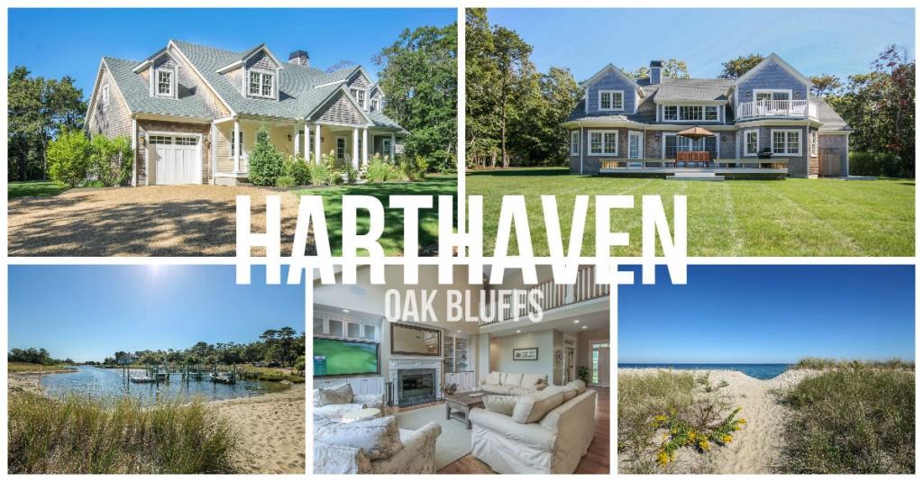 Oak Bluffs Waterfront Home