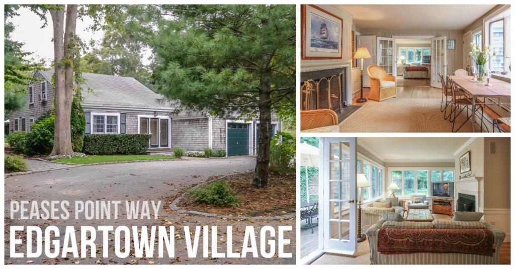 Edgartown MA Real Estate