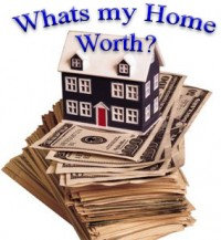 How much is my home worth