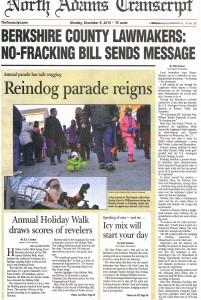 rafa makes front page