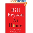 Book by author Bill Bryson