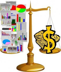 house money scale