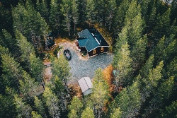 Secluded House in Vermont