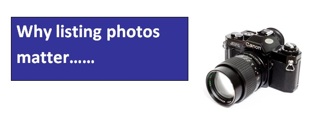 Why Listing Photos Matter