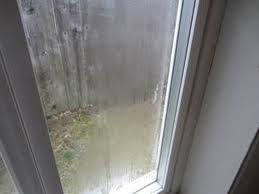 Failed Window Seal