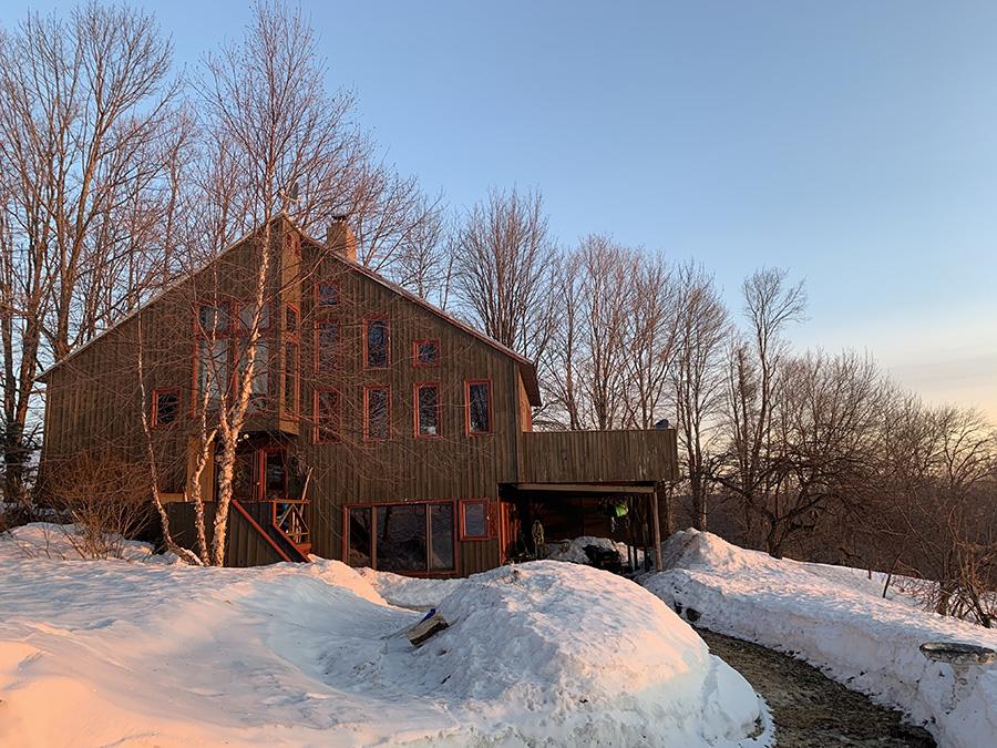 Green Bay Loop Peacham Vermont