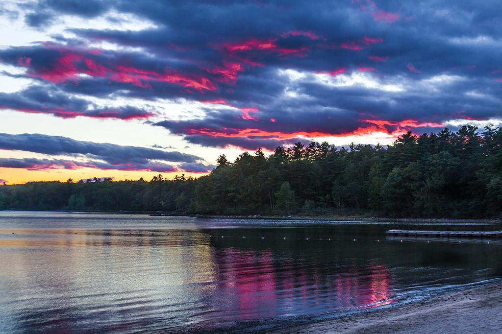 Sebago Lake Frye Island Maine
