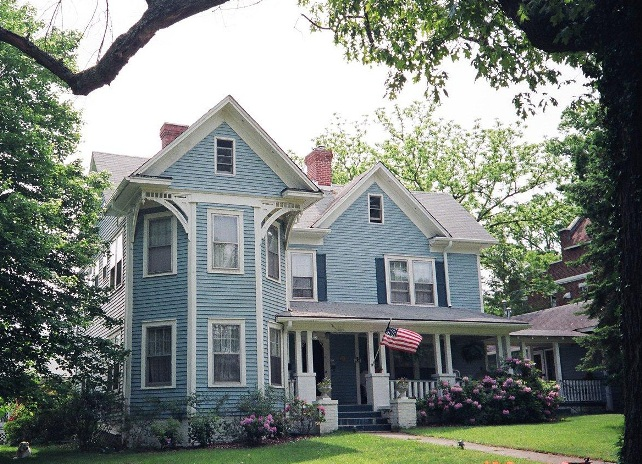 Victorian Inn in Weaverville NC