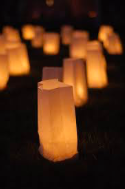 Bedford MA Minuteman luminary fundraising sale