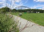 Arlington MA's McClennen Park