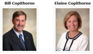 Bill Elaine Copithorne Arlington MA Realtors