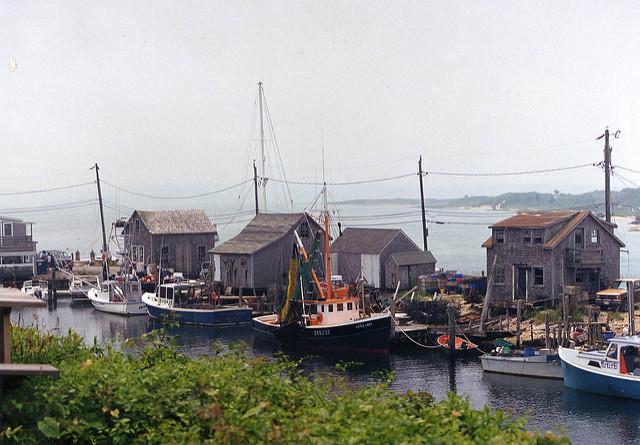 Menemsha Harbor
