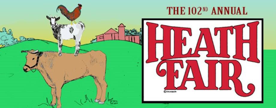 heath agricultural fair massachusetts