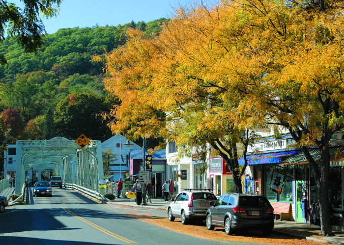Town Of Shelburne Falls Ma 1 Best New England Place To