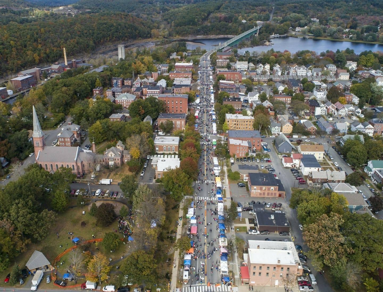 Great falls festival turners falls Massachusetts