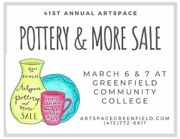 Artspace pottery sale greenfield