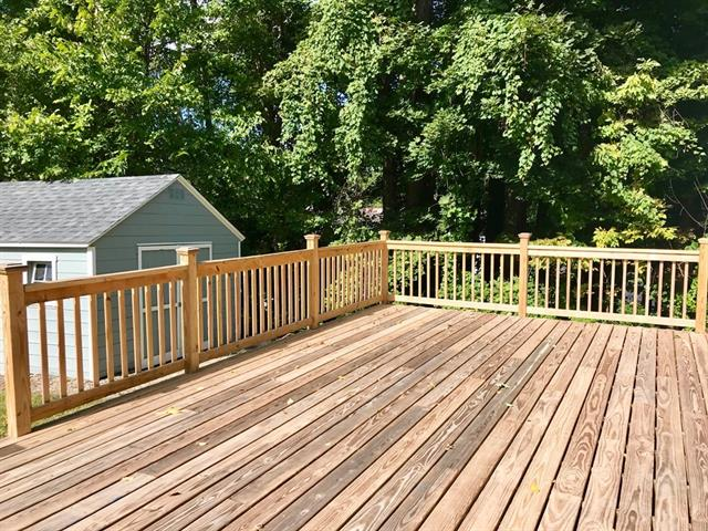 Deck property for sale by Wanda Mooney