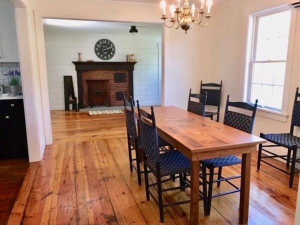 Dining room real estate pioneer valley