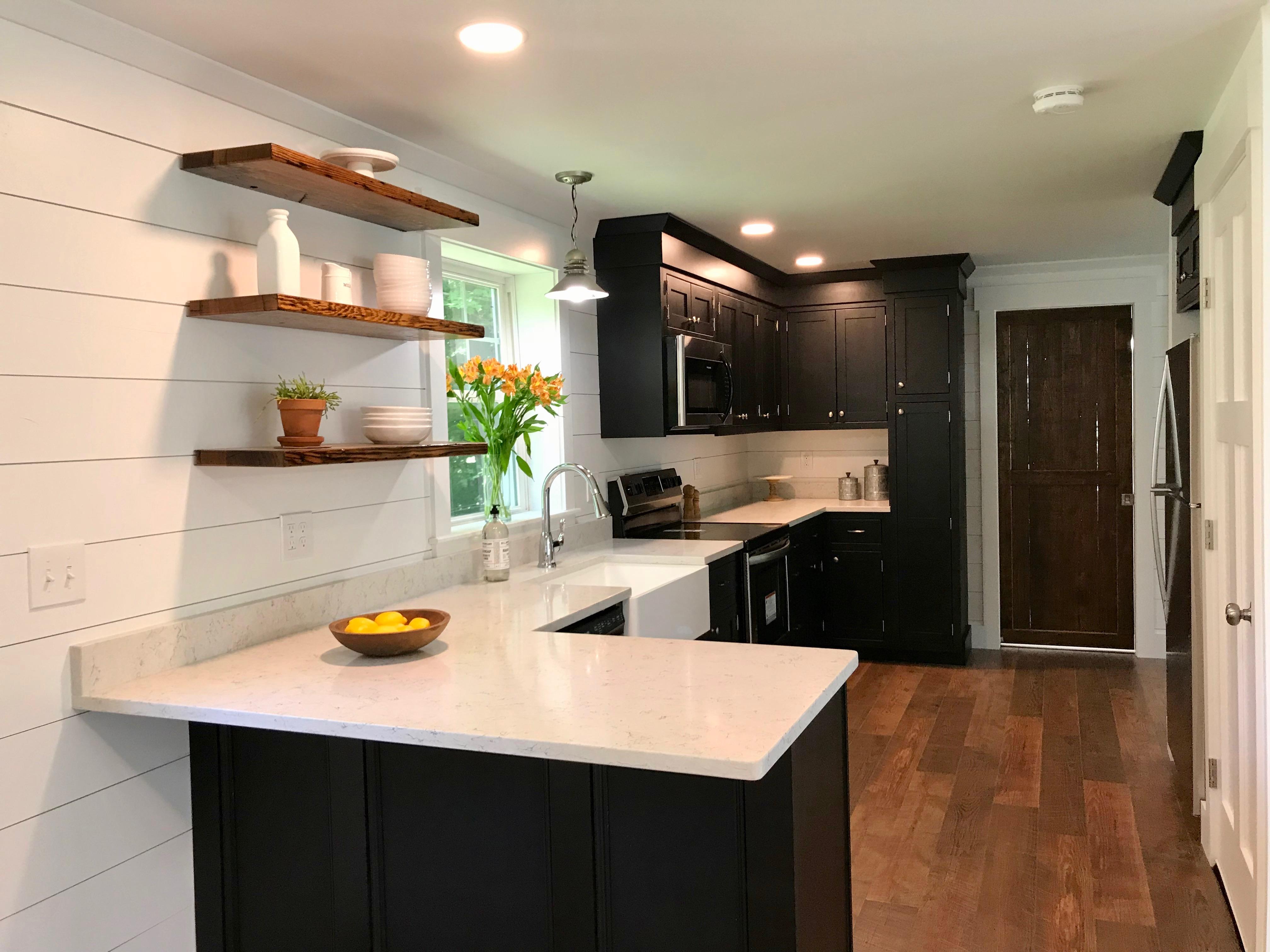 Renovated Kitchen Western Massachusetts