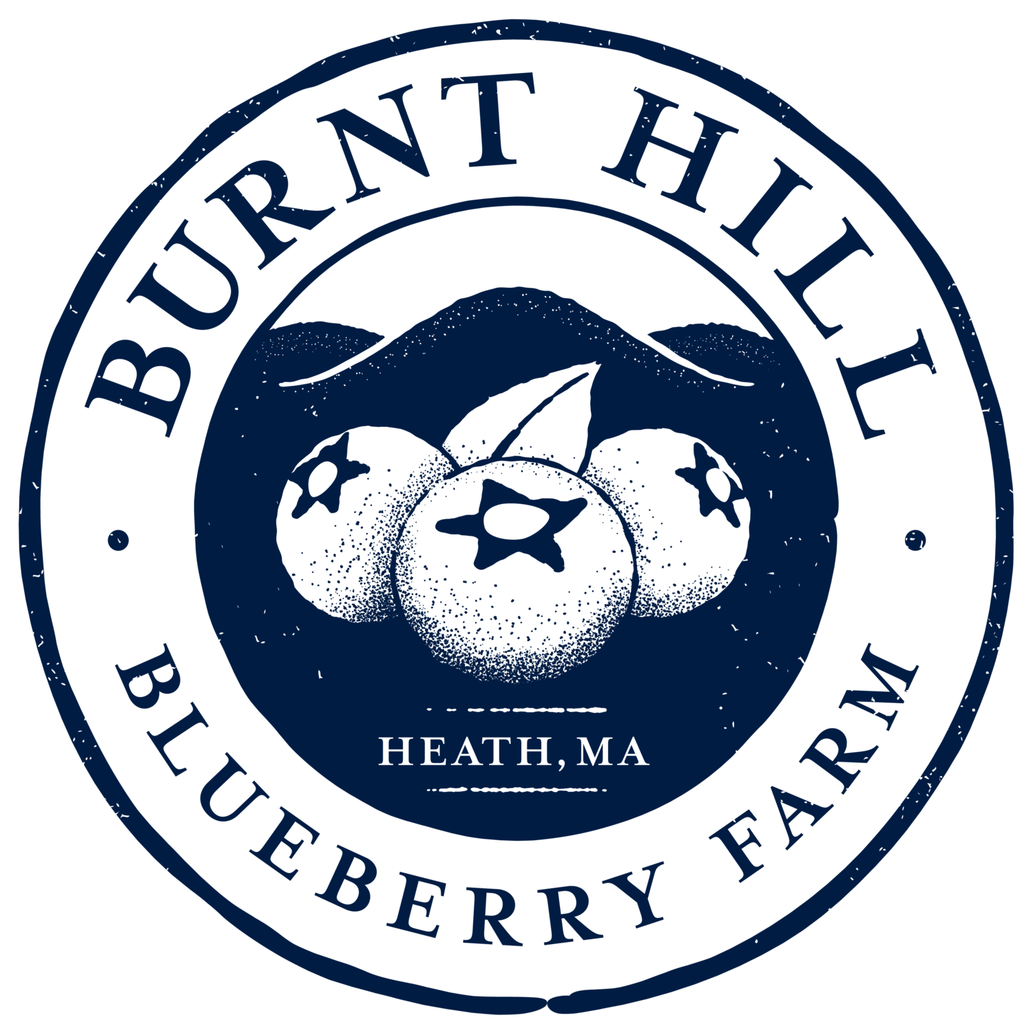 Burnt Hill Blueberry Farm Heath Massachusetts