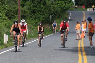 greenfield triathlon massachusetts biking