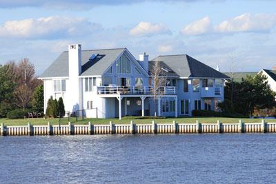 Calvert County Waterfront Home