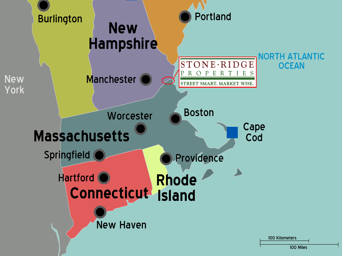 Location of Stone Ridge Properties