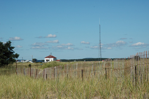 Lifesaving Station on Plum Island