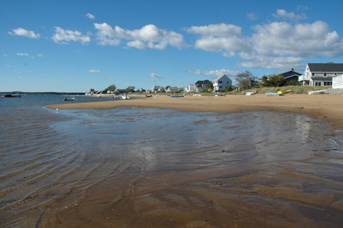 Plum Island Waterfront Homes