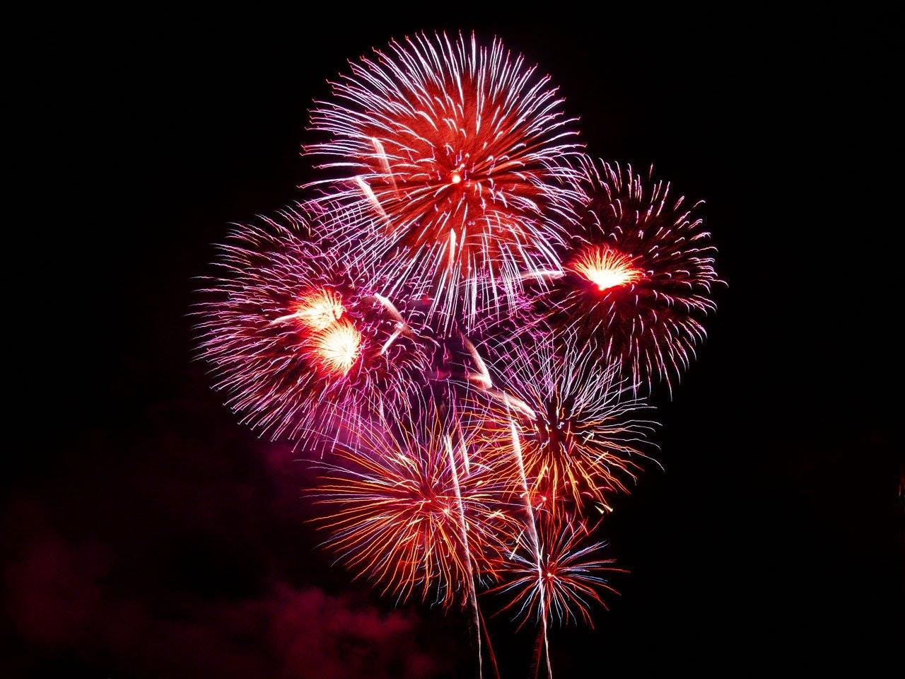 fireworks amesbury