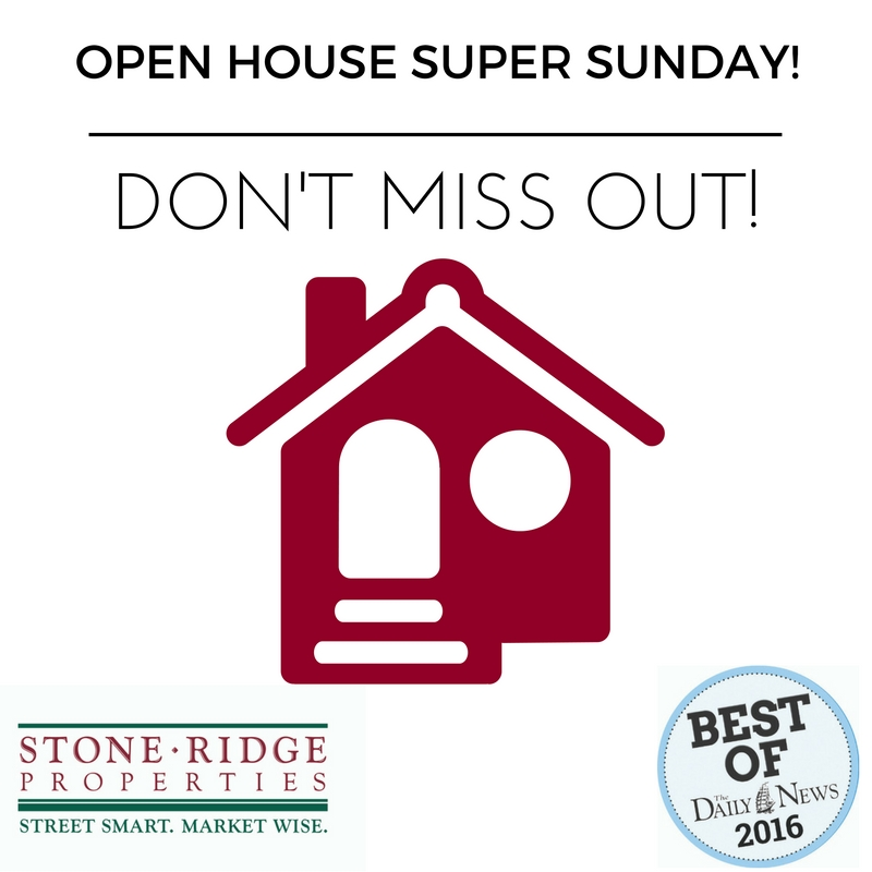 Open House Super Sunday